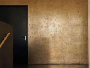 Wandfarbe Gold Metallic : metallisierung wien sichtbeton beton cire estrich epoxy garagenbeschichtung wohnbeton by ~ Frokenaadalensverden.com Haus und Dekorationen