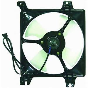 For Mitsubishi Galant Ac Condenser Fan Assembly 1999 2000