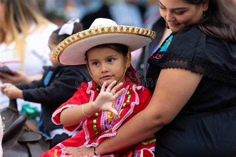 Mexican Independence Celebration Editorial Photo - Image ...