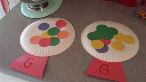 letter g crafts preschool and kindergarten