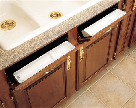 add sink front tip  trays   kitchen remodel