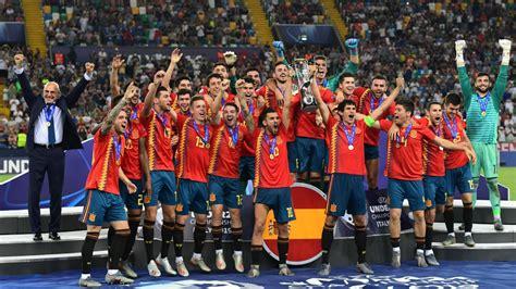 Spānijas U21 izlase izmanto savas iespējas un piekto reizi triumfē Eiropas čempionātā - Futbols ...