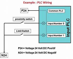 Plc Input Output Wiring Diagram - Programmable Logic Controllers - Plc