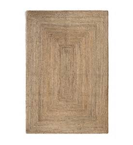Tapis Murray Am Pm by Am Pm Tapis Rectangulaire Hempy Am Pm Beige