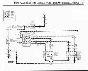 Bronco Tank On F250 Electrical Question