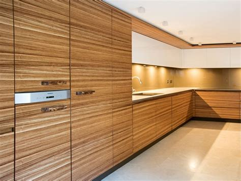 wood veneer sheets for cabinets flat cut walnut slab door stunning wood veneer kitchen