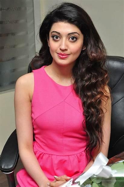 Pranitha Stills Subhash Pink Actress Skirt Latest