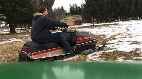 Yamaha Enticer Deluxe