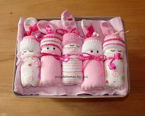 Geschenke Zur Geburt Basteln : windelbabys in der box m dchen baby geschenk geburt taufe windelbabies rosa pink windeltorte ~ Udekor.club Haus und Dekorationen