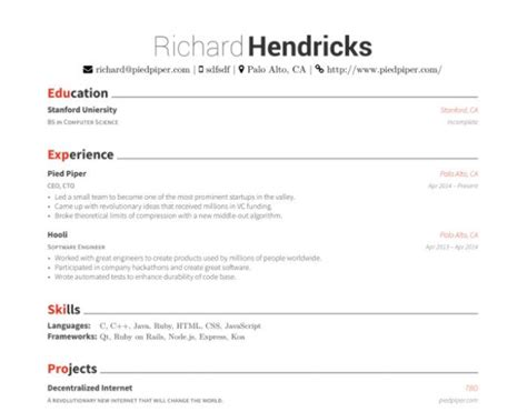 Resume Generator Tool by Use This Tool To Create The Resume Of Your Dreams