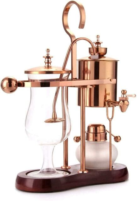 Get a coffee maker reviewed and sorted out the best 10 drip coffee makers of 2017. Belgian/Belgium Luxury Royal Family Balance Syphon Coffee Maker. Elegant Design for sale online ...