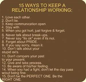 Relationship rules | Quotes | Pinterest | Relationship ...