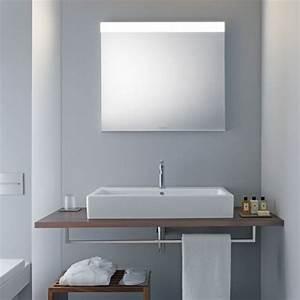 Spiegel Mit Led Rahmen : duravit good spiegel mit led beleuchtung oben 80x70 cm lm783600000 wandschaltung badspiegel ~ Bigdaddyawards.com Haus und Dekorationen