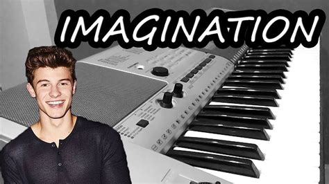 Shawn Mendes-imagination(piano Cover)