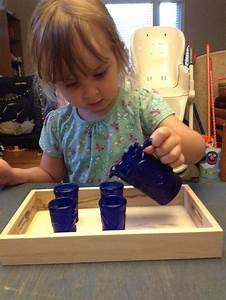 25+ best ideas about Montessori practical life on ...