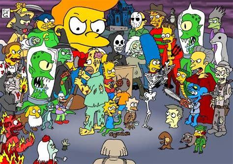 Cartoon Halloween Specials