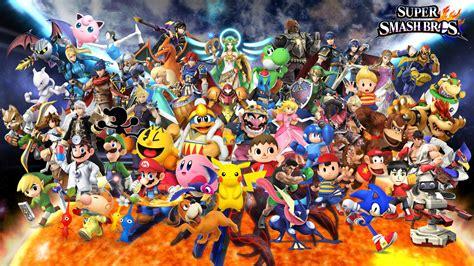 Smash Bros Anime Wallpaper - smash bros wallpaper 74 pictures