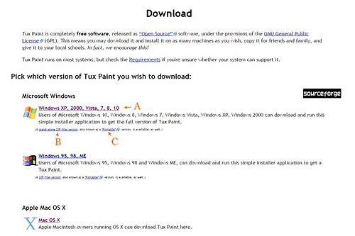 tux paint para windows 8 baixar gratis