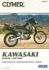By James Grooms  U2013 Kawasaki Klr 650 1987