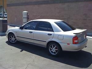 2003 Mazda Protege - Exterior Pictures