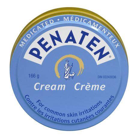 PENATEN® Medicated Cream for Common Skin Irritation, 166 g