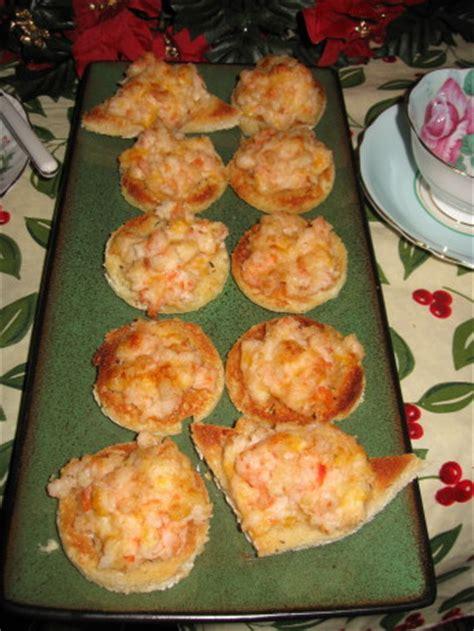 shrimp canapes recipes angies shrimp canapes recipe food com