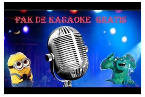 baixar de faturamento de karaoke gratis