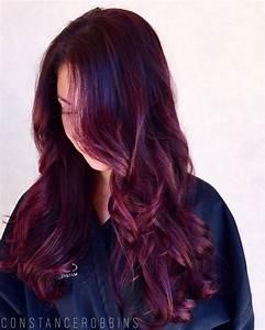 Purple Brown Hair Colors for 2018 – Best Hair Color Ideas ...