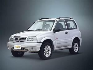 Chevrolet Grand Vitara 3p 1 6l 4x4  2012