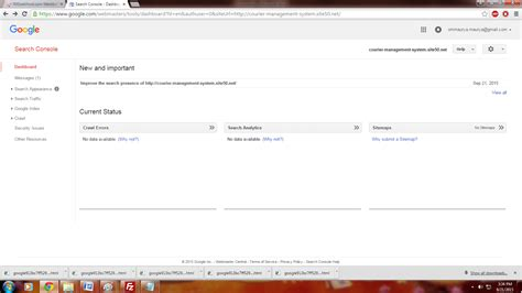 How Use Google Webmaster Tools For Indexing