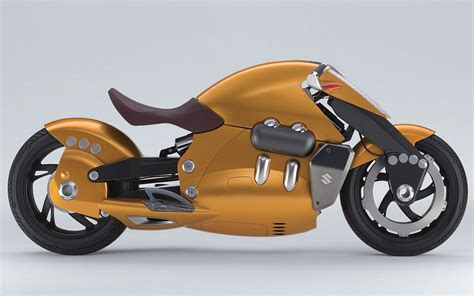 Suzuki Motorcycle Concept , Not Really My Style But I Love