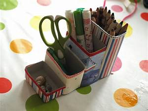 Cereal Box Pencil Pots Here Come The Girls