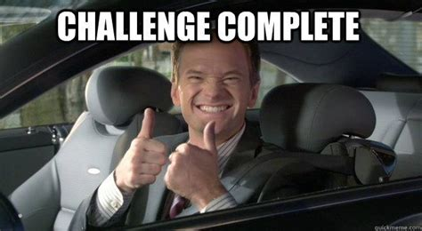Challenge Completed Meme - challenge completed short round and fast