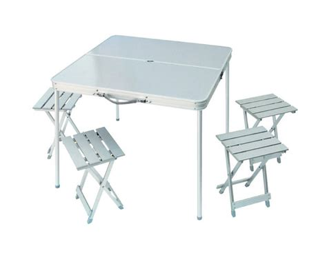 4 person folding table chairs www tailgatingfanatic