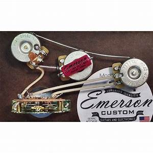 Emerson Custom S5