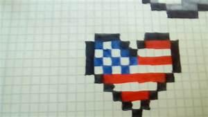 Comment Faire Un Bonhomme En Pixel Art YouTube