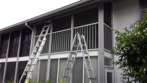 porch screen repair sarasota bradenton venice