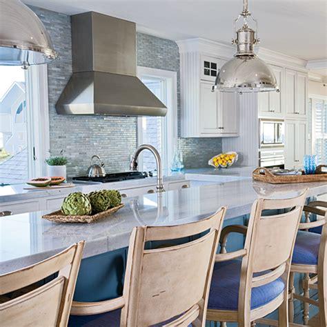 star beach house kitchens coastal living