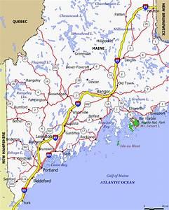 Jan Krentz Blog  U00bb Blog Archive  U00bb Maine State Map