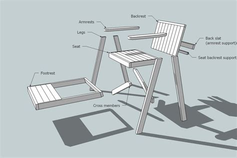Lifeguard Chair Plans Free lifeguard chair plans build plans diy free how to