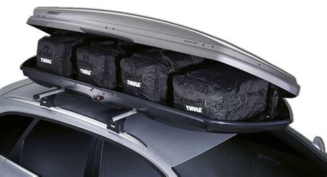 thule roof box accessories car roofracks uk