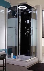 installer une douche oui mais quelle douche cote maison With porte de douche coulissante avec mitigeur douchette salle de bain