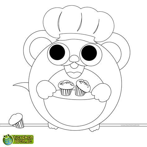 malvorlage hamster