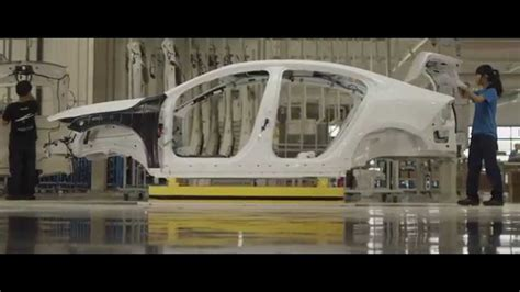 volvo cars manufacturing process youtube