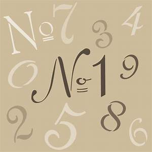 best 25 number stencils ideas on pinterest number With cheap house numbers and letters