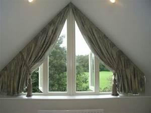 Vorhänge Für Dachfenster : gardine dachfenster dreieckfenster dekorieren gardinen pinterest dachfenster gardinen und ~ Markanthonyermac.com Haus und Dekorationen