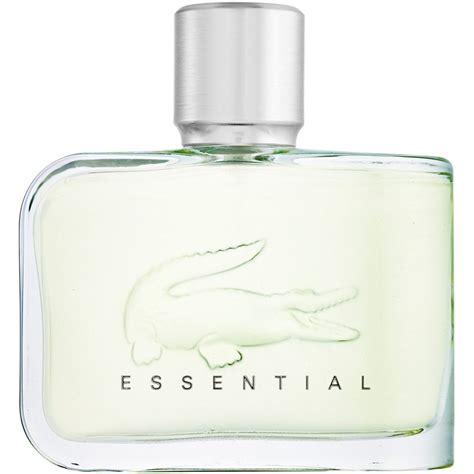 lacoste essential pour homme eau de toilette 75ml perfumes fragrances photopoint