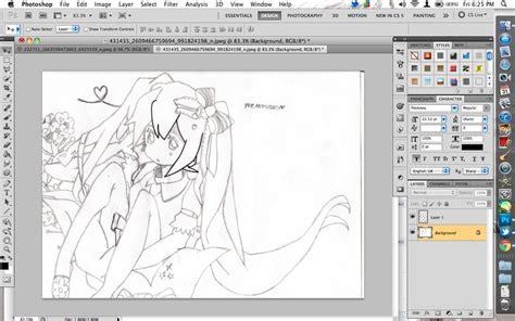 drawing  photoshop   yeemiku  deviantart