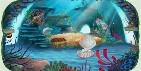 Under The Sea Party Fairytale Theater By Sparxguardian On