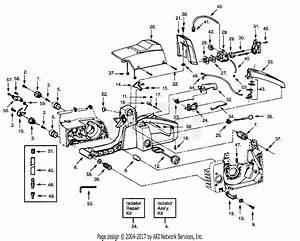 Poulan Pp365c Gas Saw  365c Gas Saw Parts Diagram For External Power Unit